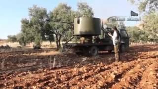 Syria War 2015 ISIS Atacks Syrian Army june 2015