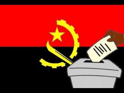 Resultado de imagem para eleições em angola