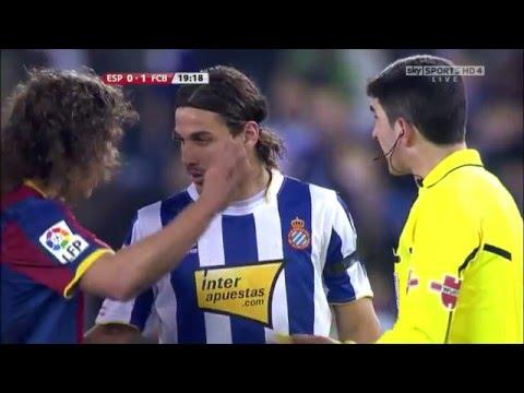 barcelona vs espanyol  la liga 18-12-2010 -720HD