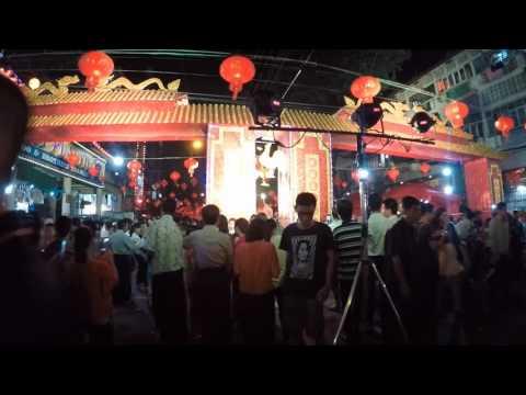 Chinese New Year 2017 in Yangon