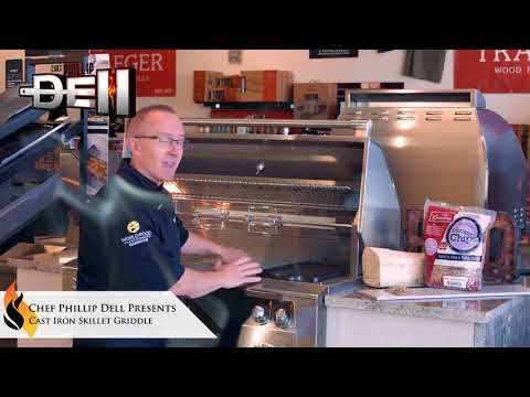 BBQ Concepts Pro Tip – Introduction to the Cast Iron Skillet or Griddle Plate