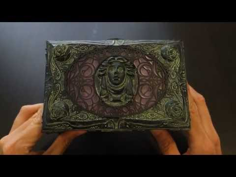 Disney Merchandise Review - Haunted Mansion Music Box