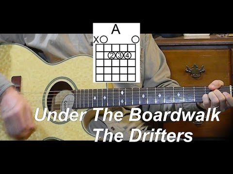 How to Play Under The Boardwalk - L105