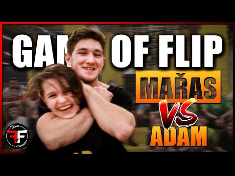 GAME OF FLIP - Adam VS Mařas | By Freemove