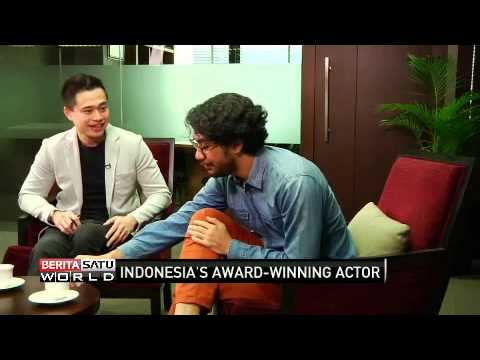 Interview Indonesia's Award Winning Actor   Part 1