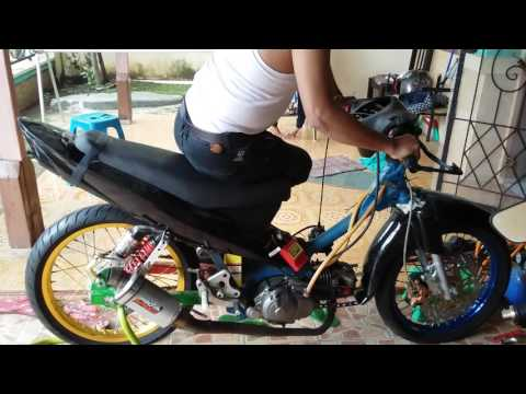Road race motor balap jupiter z dihangatin mp4