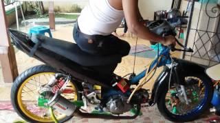 Road race motor balap jupiter z dihangatin mp4 | aan ProSPEED