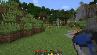 Minecraft Modlu Survival Bölüm 3   Hamburger Modu