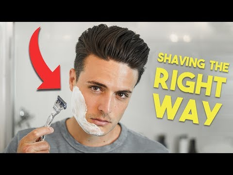 The Correct Way to Shave | Stop Razor Burn, Bumps & Ingrown Hairs
