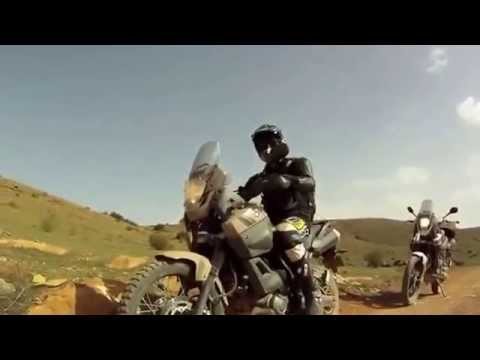 Morocco Motorbike Trip on Yamaha XT660Z