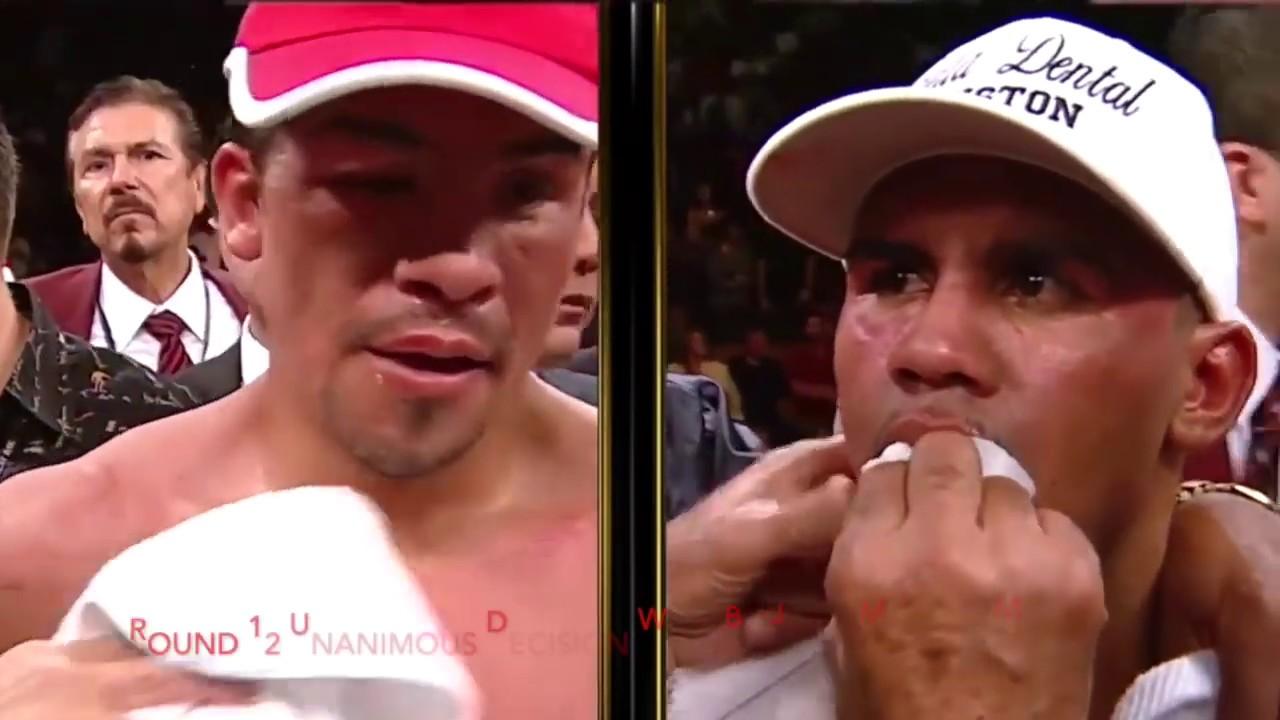 Juan Manuel Marquez vs Juan Diaz 2 highlight