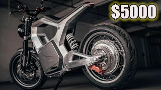SONDORS Electric Bike: Highway Approved 80MPH - $5,000 Metacycle