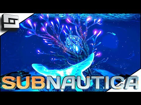 Subnautica Gameplay - LOST RIVER GIANT COVE TREE! S4E20