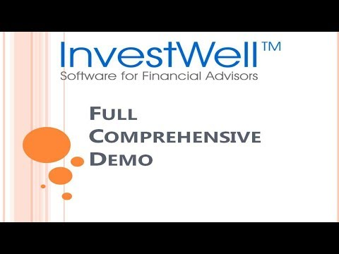 Investwell Full Demo