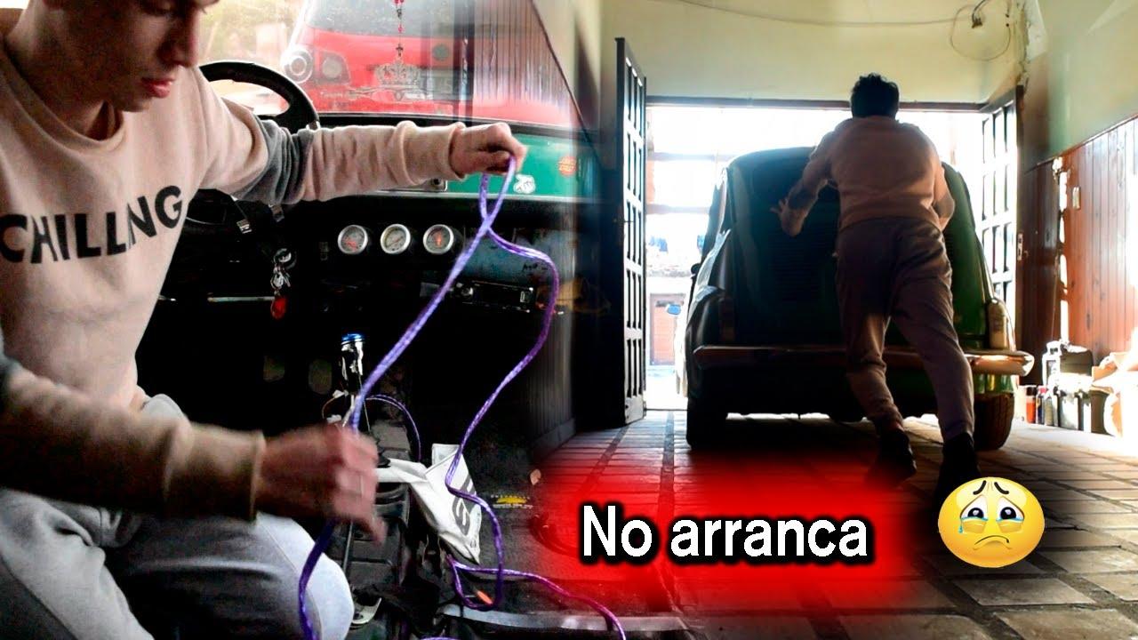 NO ARRANCA + Emprolijando cables l Agustín Arroyo
