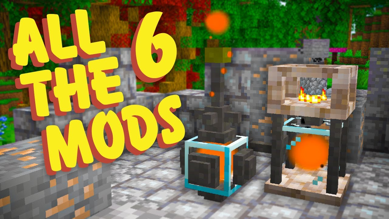All The Mods 6 Ep. 2 ElementalCraft Unlimited Furnace
