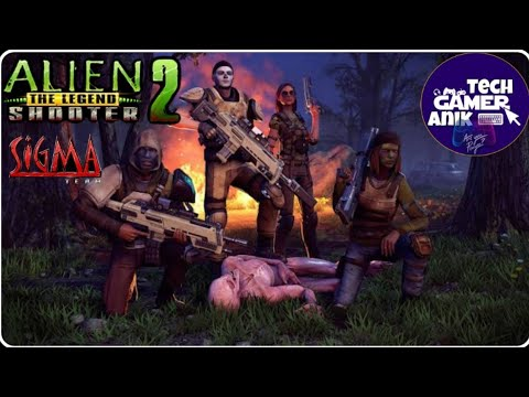 Alien Shooter 2:🔥mission 1[android 💣shooting💥 Games]