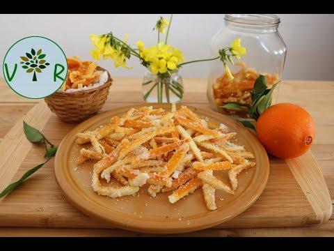 Écorces d'oranges confites | Arôme exceptionnel pour une bonne haleine