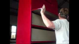 Transform Heavy Duty Filing Cabinet To Tool Box