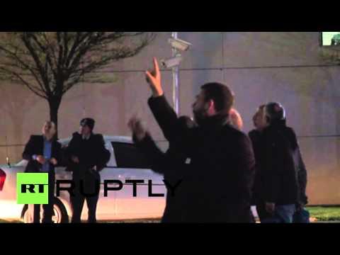 Turkey: Gunmen hit Hurriyet Daily News' Ankara office in drive-by shooting