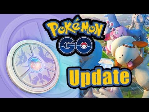Teamwechsel Medallion, Farbeagle & mehr - Update! | Pokémon GO Deutsch #889 thumbnail