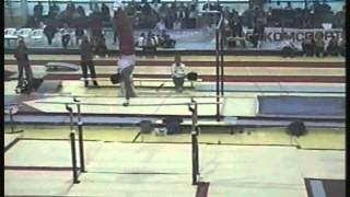 Parallel bars - Gymnast 8 (Voronin Cup 2012)