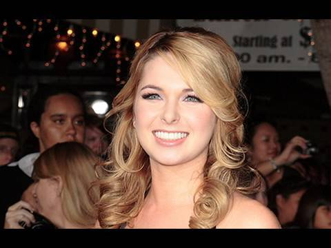 Kirsten Prout  Part 1