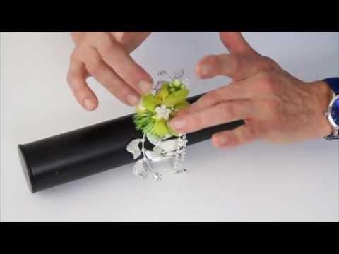 Create A Wrist Corsage Using Our Retro Bracelet