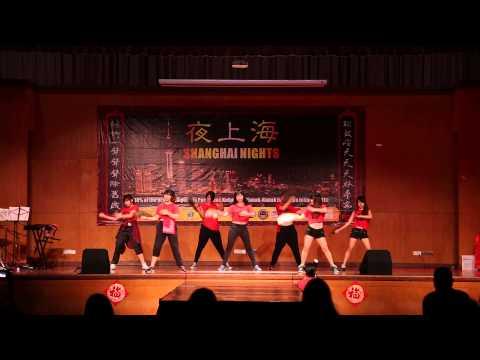 LNG Dance Club - UCSI Shanghai Night