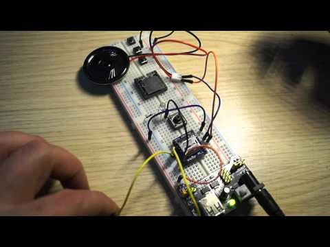 How to Use WTV020SD-16P With Arduino Arduino