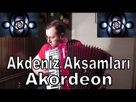 Akdeniz Akşamları Akordeon Enstrumantal - Murathan
