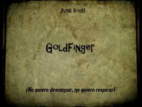 Goldfinger - Spokesman (Sub. Español HD)