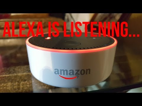 Is This Possible Proof That Amazon Alexa Is Spying on You?