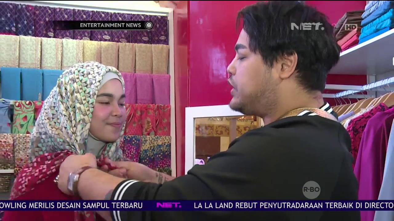 Koleksi Hijab Terbaru Dari Ivan Gunawan YouTube