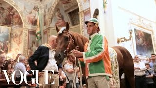 Inside Il Palio di Siena: Italy's Oldest Horse Race