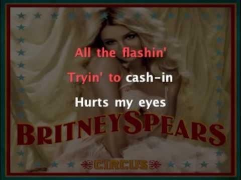 Kill The Lights - Britney Spears (with Lyrics)