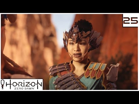 Horizon Zero Dawn - Ep 25 - HUNTERS BLIND - Let's Play Horizon Zero Dawn