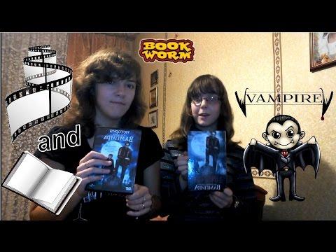 История одного вампира - Даррен Шэн | Movie and Book 10