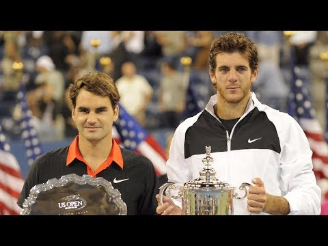 Federer and del Potro look back on epic 2009 US Open final | ESPN