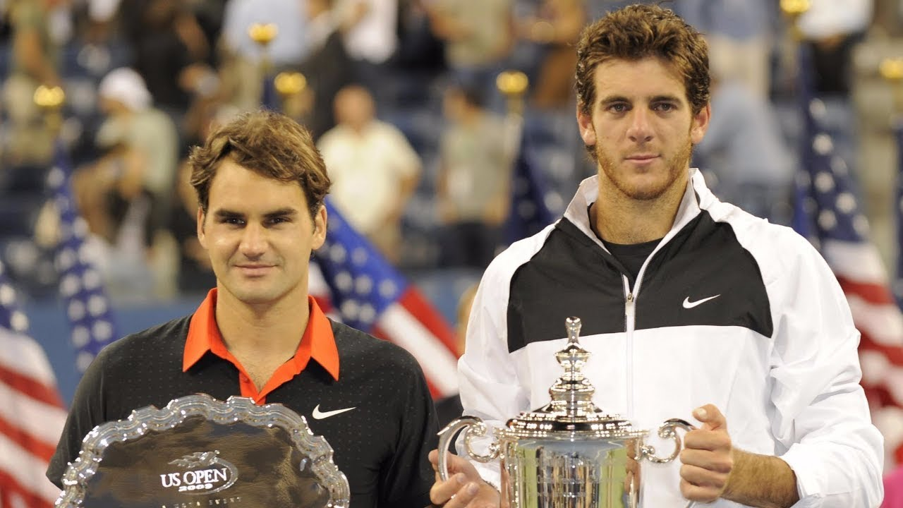Federer and del Potro look back on epic 2009 US Open final | ESPN
