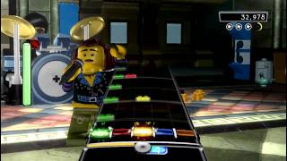 LEGO RockBand : Europe - The Final Countdown(XBOX360)