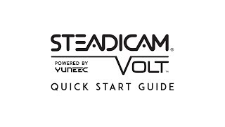 Video Steadicam Volt - Quick Start Guide download MP3, 3GP, MP4, WEBM, AVI, FLV Agustus 2018
