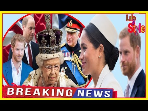 """Where will """"Baby Sussex"""" be in the succession ranks?"""