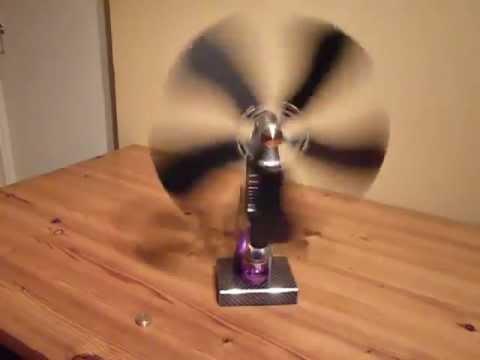 Candle Power Fan