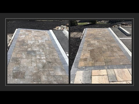 How to remove efflorescence - www.SealGreen.com