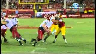 #25 USC vs Washington State 2013