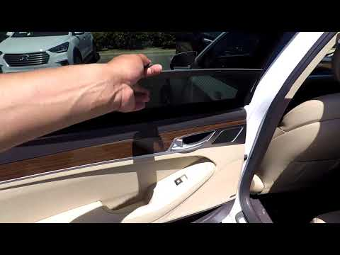 Walkaround Review of 2016 Hyundai Genesis 7680PT