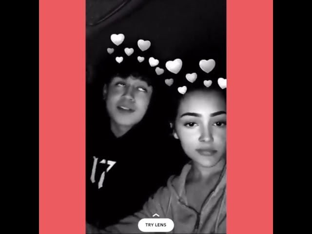 Hailey Orona and Brandon Westenberg love story (Ariana grande thank you, next audio)