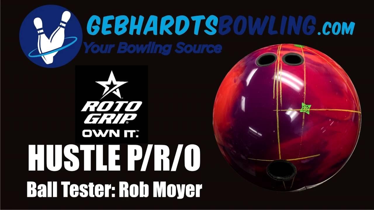 roto grip hustle ink. GebhardtsBowling.com Ball Reviews - Roto Grip Hustle P/R/O \u0026 S/A/Y Ink U