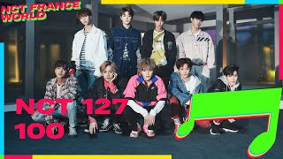[VOSTFR] NCT 127 - 100 (Lyrics ROM / KAN + Color coded)